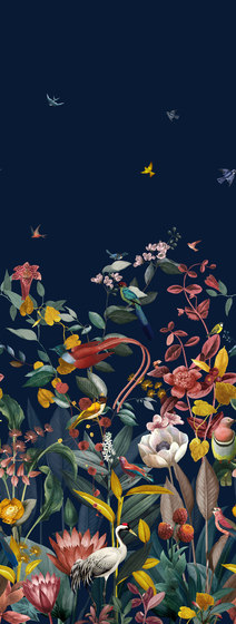 Kotori by Christian Fischbacher | Wall coverings / wallpapers