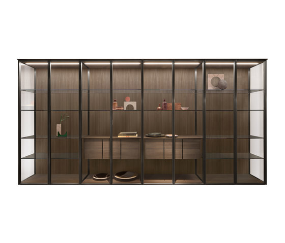 Teca Day by Former | Display cabinets