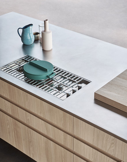 N_Elle | Living by the sea by Cesar | Fitted kitchens