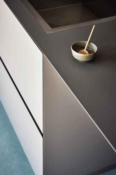 N_Elle | Outstanding Lightness by Cesar | Fitted kitchens