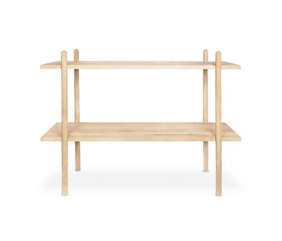 STAPLA shelf by Kommod | Shelving