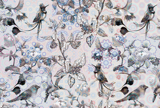 Walls By Patel| Wallpaper Exotic Mosaic 3 by Architects Paper | Wall coverings / wallpapers