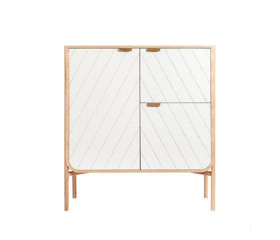 Dresser Marius, light grey de Hartô | Aparadores