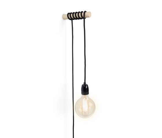 LAMPI cable light pendant by Kommod | Wall lights