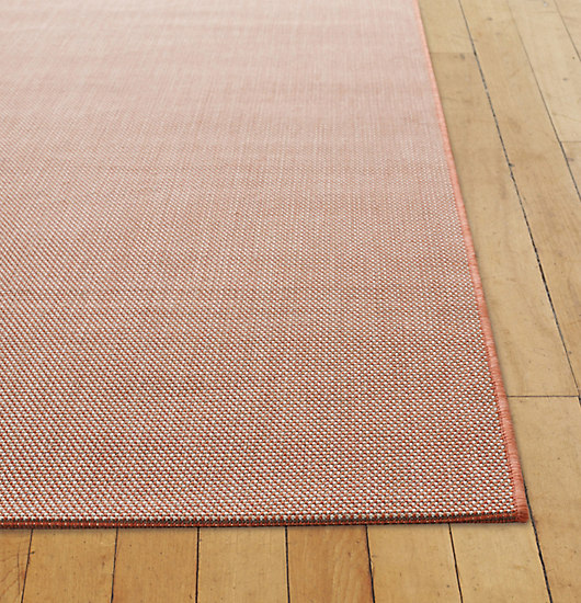 Acadia Outdoor Rug by Design Within Reach   Rugs