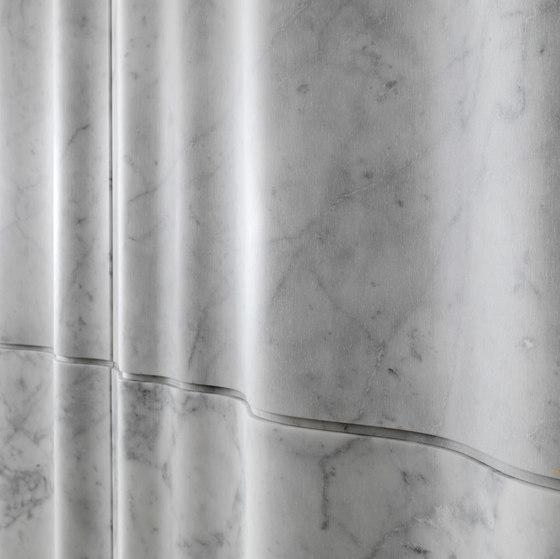 Drappi Di Pietra | Chiffon de Lithos Design | Planchas de piedra natural