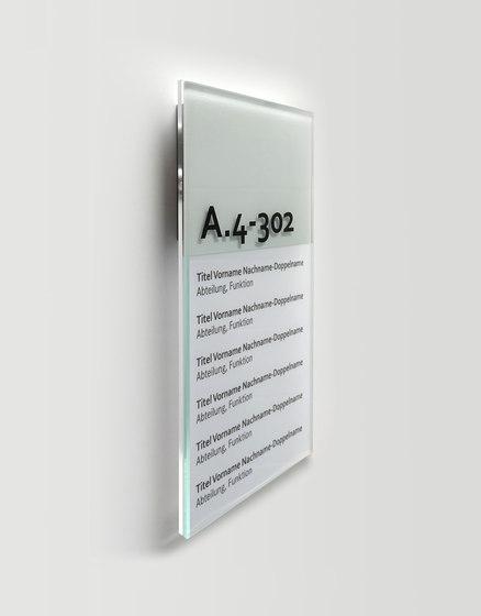Primavetro door sign by Meng Informationstechnik | Symbols / Signs