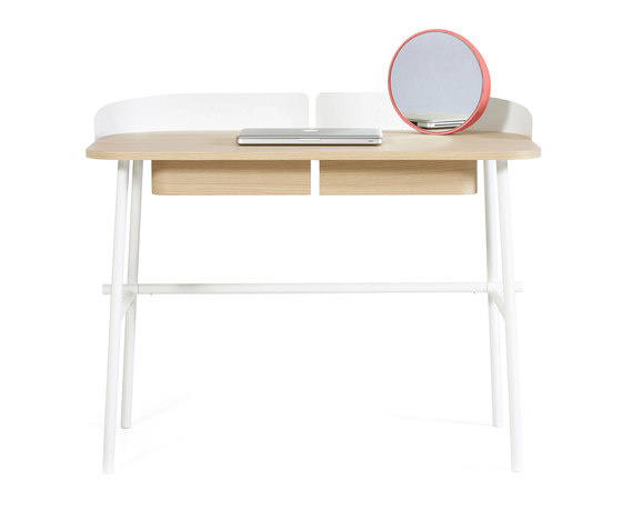 Desk Victor, white by Hartô | Desks