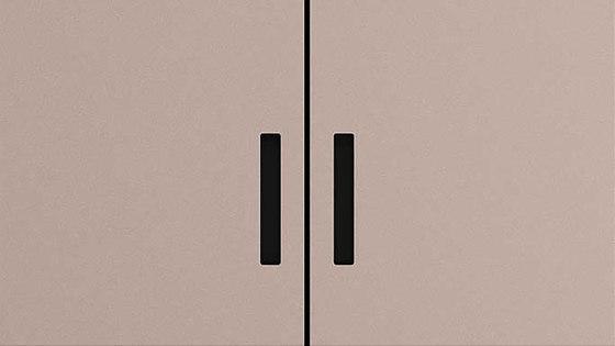Ego Door Handle / Hinged by Former   Profile handles