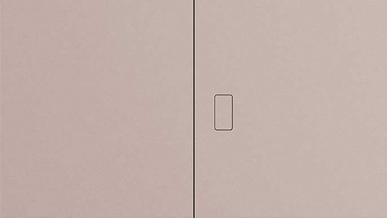 Planar Door Handle / Hinged by Former   Cabinet recessed handles