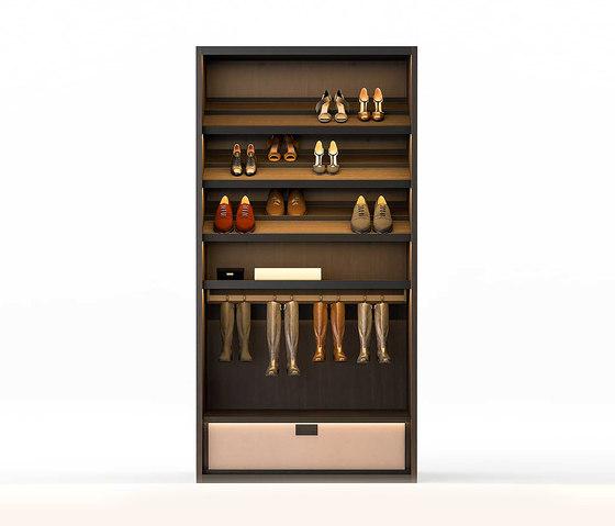 Fittings Classic - Enclosures W. 124,5 von Former | Behälter / Boxen