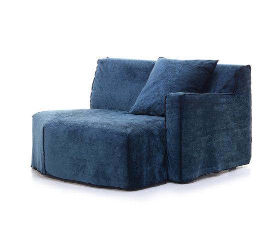 More 22 L R by Gervasoni | Modular seating elements