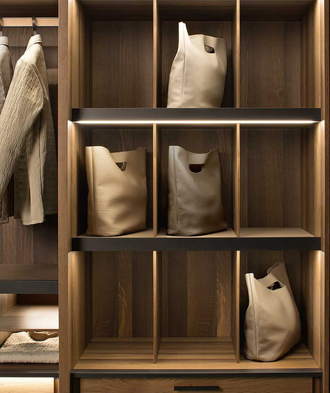 Fittings Classic - Bags Hive Storage von Former | Behälter / Boxen