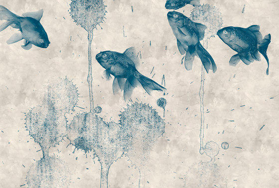 Pond 1 by Architects Paper | Wall coverings / wallpapers