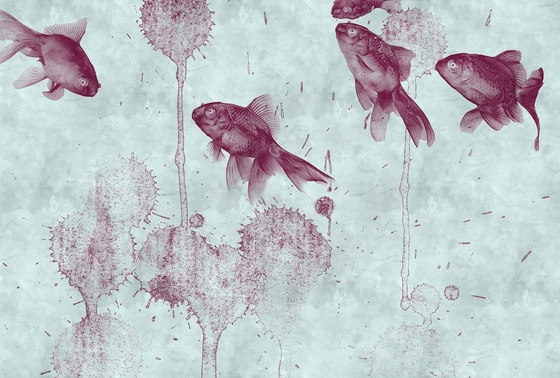 Walls By Patel | Pond 2 by Architects Paper | Wall coverings / wallpapers