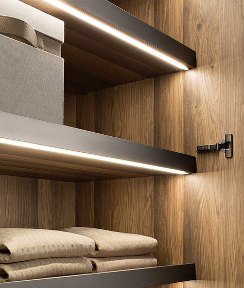 Fittings Classic - Lighting System by Former | Furniture lights