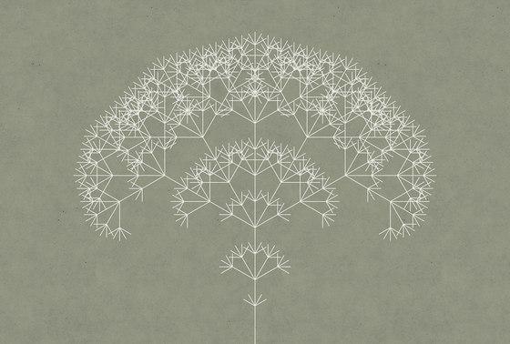 Trees 3 di Architects Paper | Carta parati / tappezzeria