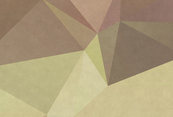 Polygonal 1 by Architects Paper | Wall coverings / wallpapers