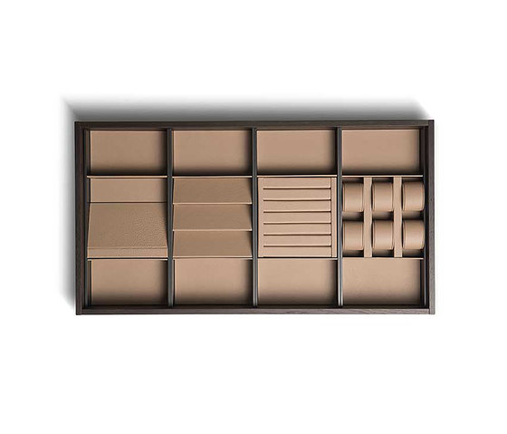 Leather Accessories by Former | Storage boxes