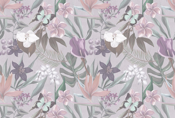 Walls By Patel | Wallpaper Orchid Garden 3 by Architects Paper | Wall coverings / wallpapers