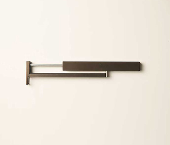 Pull-Out Clothing Rod by Former | Furniture fittings
