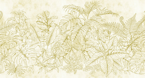 Fern Garden 1 by Architects Paper | Wall coverings / wallpapers