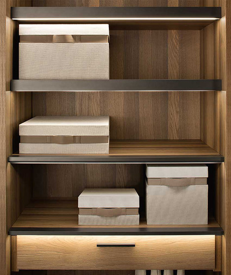 Storage Boxes In Fabric de Former | Contenedores / Cajas