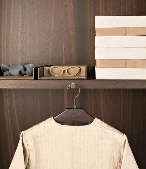 Removable Closet Rod by Former | Furniture fittings