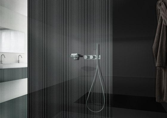 Madras® Easy-to-clean | SGG Timeless Design Movie by Vitrealspecchi | Decorative glass