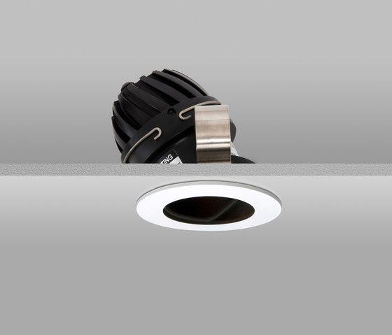 Flush 50 RAL Match Medium 2700K by John Cullen Lighting | Recessed ceiling lights