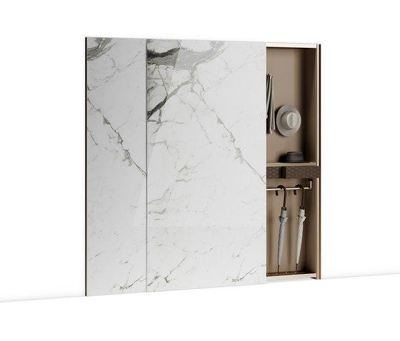 Mirage Wardrobe by Reflex | Cabinets