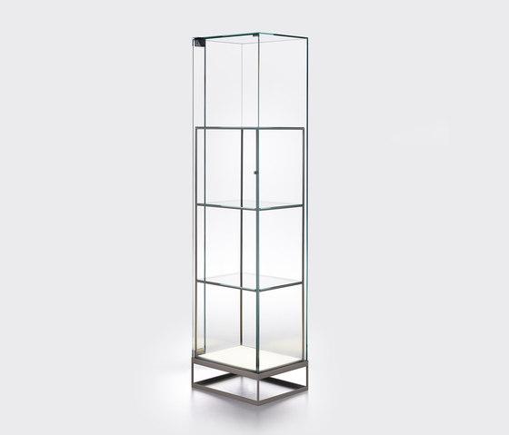 Prima by Ronda design | Display cabinets