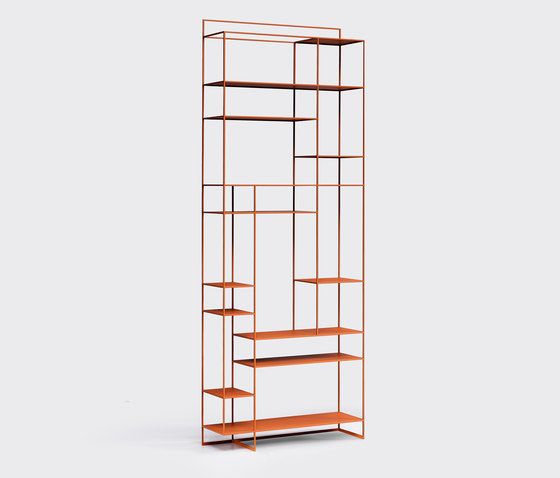 Levia tall by Ronda design | Shelving