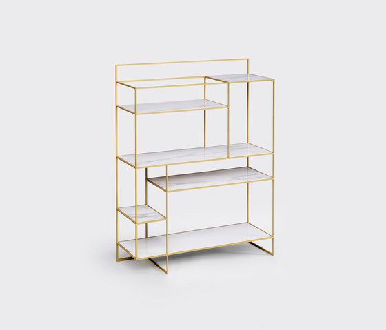 Levia short by Ronda design | Shelving