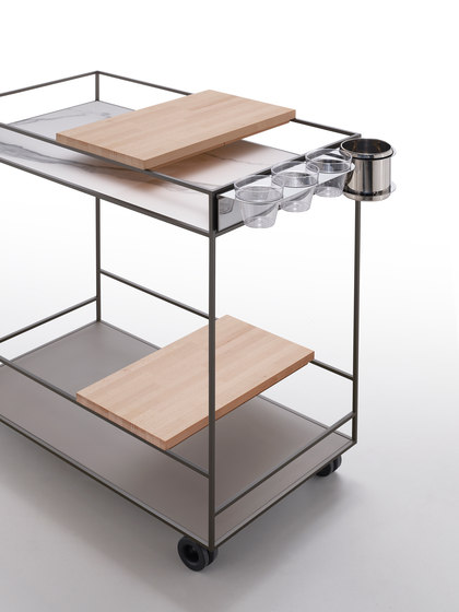 Spot by Ronda design | Trolleys