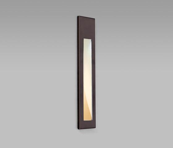 Manhattan Bronze 2700K by John Cullen Lighting | Recessed wall lights