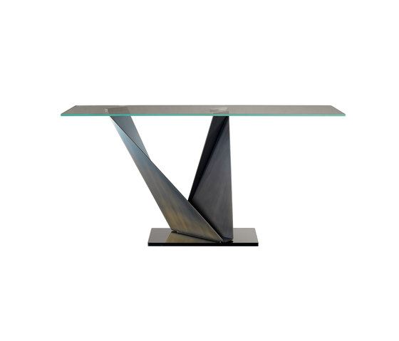 Prisma Steel Console by Reflex | Console tables