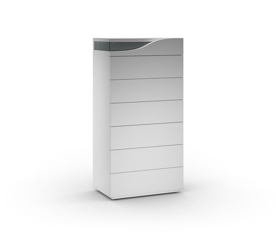 Segno High chest-of-drawers by Reflex | Sideboards