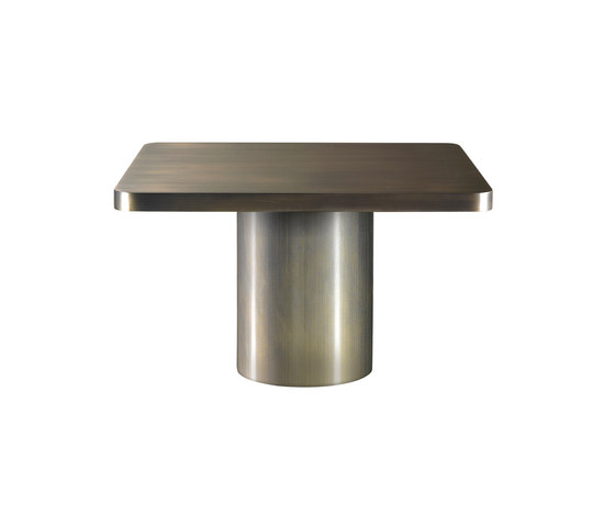Tau 40 Steel by Reflex | Coffee tables