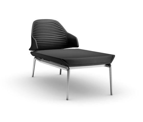 Vela Chaise Longue by Reflex | Chaise longues