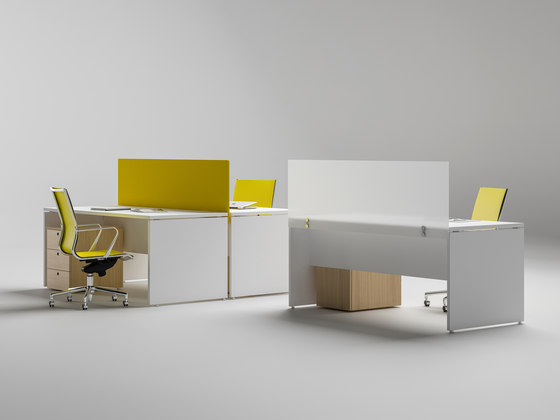Sistema 28 by Fantoni | Desks