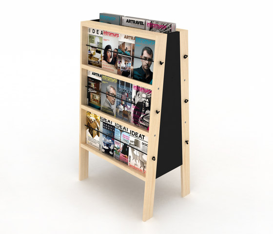 Ofto by IDM Coupechoux | Display stands