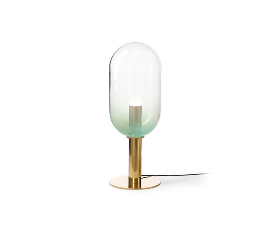 PHENOMENA Floor Lamp Mint Green by Bomma | Floor lights