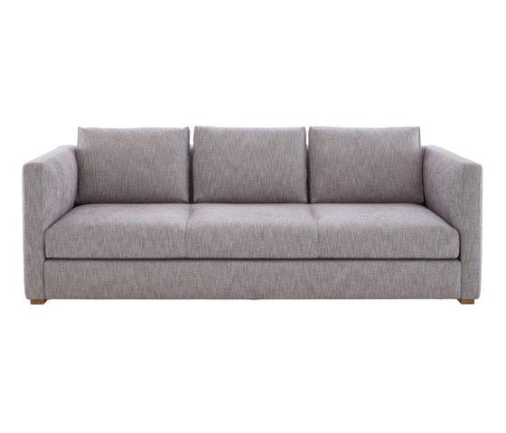 Estienne | Sofa 3 Plazas Patas Bajas De Roble Articulo Completo de Ligne Roset | Sofás