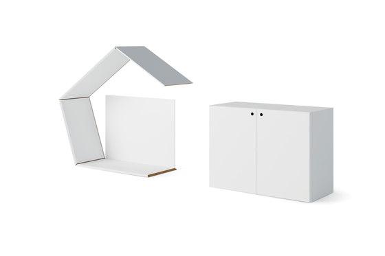 Quaranta5 by Fantoni | Sideboards