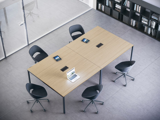Framework 2.0 by Fantoni | Contract tables