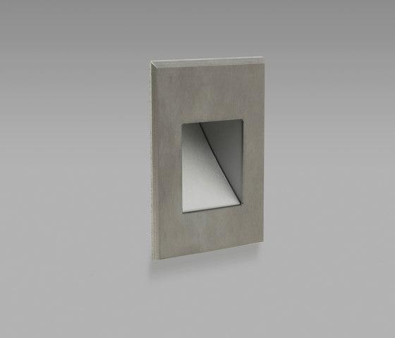 Sirolo Stainless Steel 2700K di John Cullen Lighting | Lampade parete incasso