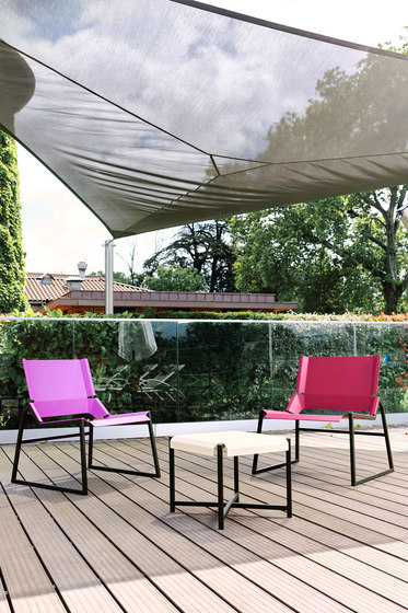 Pleats Metal Chair by TF URBAN | Chairs