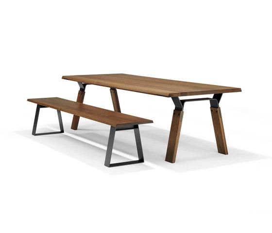 Bridge Dining Table di QLiv | Tavoli pranzo