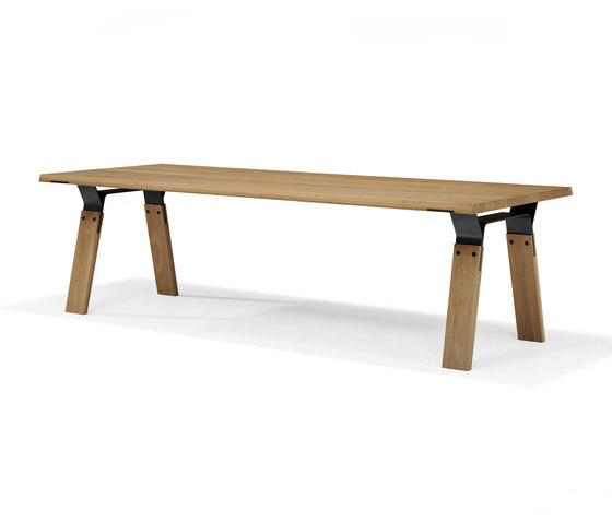 Bridge Dining Table de QLiv | Mesas comedor